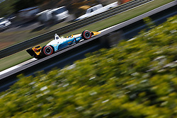 April 20, 2018 - Birmingham, Alabama, United States of America - April 20, 2018 - Birmingham, Alabama, USA: GABBY CHAVES (88) of Colombia takes to the track to practice for the Honda Grand Prix of Alabama at Barber Motorsports Park in Birmingham, Alabama. (Credit Image: © Justin R. Noe Asp Inc/ASP via ZUMA Wire)