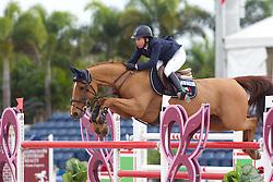 Kraut Laura (USA) - Tierra<br /> Horseware GP CSI 2*<br /> Wellington 2012<br /> © Hippo Foto - Cealy Tetly