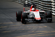 May 20-24, 2015: Monaco F1: Will Stevens (GBR) Manor Marussia F1 Team