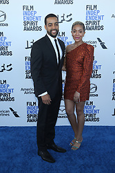 February 8, 2020, Los Angeles, California, United States: 2020 Film Independent Spirit Awards held at Santa Monica Pier..Featuring: Rashaad Ernesto Green, Zora Howard.Where: Los Angeles, California, United States.When: 08 Feb 2020.Credit: Faye's VisionCover Images (Credit Image: © Cover Images via ZUMA Press)