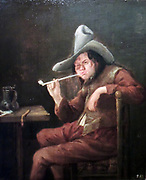 Painting called 'The Sense of Smell' 1646. Jan Steen Leyden