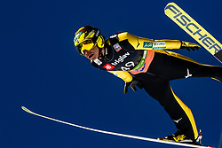 Noriaki Kasai (JPN) during the Trial Round of the Ski Flying Hill Individual Competition at Day 1 of FIS Ski Jumping World Cup Final 2019, on March 21, 2019 in Planica, Slovenia. Photo by Matic Ritonja / Sportida
