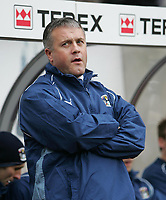 Photo: Lee Earle.<br /> Coventry City v Crystal Palace. Coca Cola Championship. 13/01/2007.Coventry manager Micky Adams.