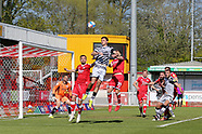 Crawley Town v Forest Green Rovers 240421