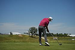 June 16, 2017 - Hartford, WI, USA - 170616 Sveriges Alexander NorŽn slÅ'r ut pÅ' bana 10 under andra omgÅ'ngen i golfturneringen US Open den 16 juni 2017 i Hartford  (Credit Image: © Joel Marklund/Bildbyran via ZUMA Wire)