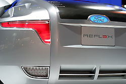 09 February 2006:  Ford Reflex Concept vehicle.....Chicago Automobile Trade Association, Chicago Auto Show, McCormick Place, Chicago IL