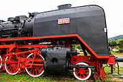 Viseu de Sus Steam Engine, Maramures County, Romania