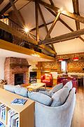 Interior cottage photography