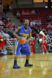 06 December 2008: Robert Murry during a game where the  Illinois State University Redbirds extended their record to 9-0 with a 76-70 win over the Eagles of Morehead State on Doug Collins Court inside Redbird Arena on the campus of Illinois State University in Normal Illinois