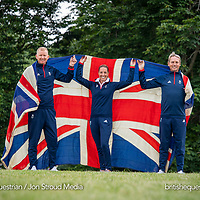 Social Media Images - Olympic Equestrian Team Announcement - Tokyo 2020 - BEF Images