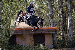 Grouwels Sven, BEL, Indiva van de Langeweg<br /> Nationale LRV-Eventingkampioenschap Minderhout 2017<br /> © Hippo Foto - Kris Van Steen<br /> 30/04/17