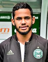 """Brazilian Football League Serie A / <br /> ( Coritiba Foot Ball Club ) - <br /> Evandro da Silva """" Evandro """""""