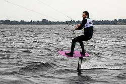 , Kiel - Kieler Woche 17. - 25.06.2017, DJI Speed Challenge - Frank Rosin - Kite-Hydrofoil