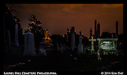 Obelisk Monuments<br /> Laurel Hill Cemetery - Philadelphia<br /> July 2014