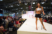 Annual ispo summer (and winter) are the world's largest tradeshows for sporting goods, sports fashion and lifestyle..Hall A2, beachwear, sportswear, textrends_ispo, ispo_BrandNew. Beachwear/Sportswear Fashion Show.