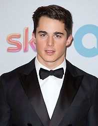 Pietro Boselli attends the Attitude Pride Awards 2016 at The Grand At Trafalgar Square, central London. Monday October 10, 2016. Photo credit should read: Isabel Infantes / EMPICS Entertainment.