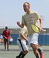 Iowa Conference Men's Tennis Championships - Cedar Rapids, Iowa - May 5, 2012