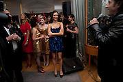 GEORGINA CHAPMAN; STEPHEN WEBSTER, Georgina Chapman and Stephen Webster celebrate her guest designer collection for Garrard. Albermarle St. London. 4 November 2009