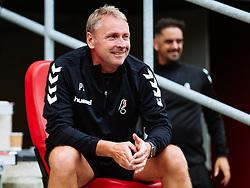 New assistant Head Coach Paul Simpson of Bristol City - Rogan/JMP - 21/08/2020 - Ashton Gate Stadium - Bristol, England - Bristol City v Cheltenham Town - Pre Season Friendly.