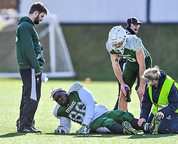 Photographer Craig Thomas/Replay Images<br /> <br /> BUCS Premiership South - Swansea Titans v Hertfordshire Hurricanes - Sunday 11th February 2017 - Llandarcy Academy of Sport - Swansea<br /> <br /> World Copyright © 2017 Replay Images. All rights reserved. info@replayimages.co.uk - www.replayimages.co.uk