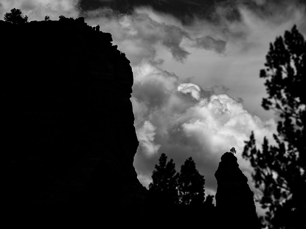 Fay Canyon in Sedona, Arizona.