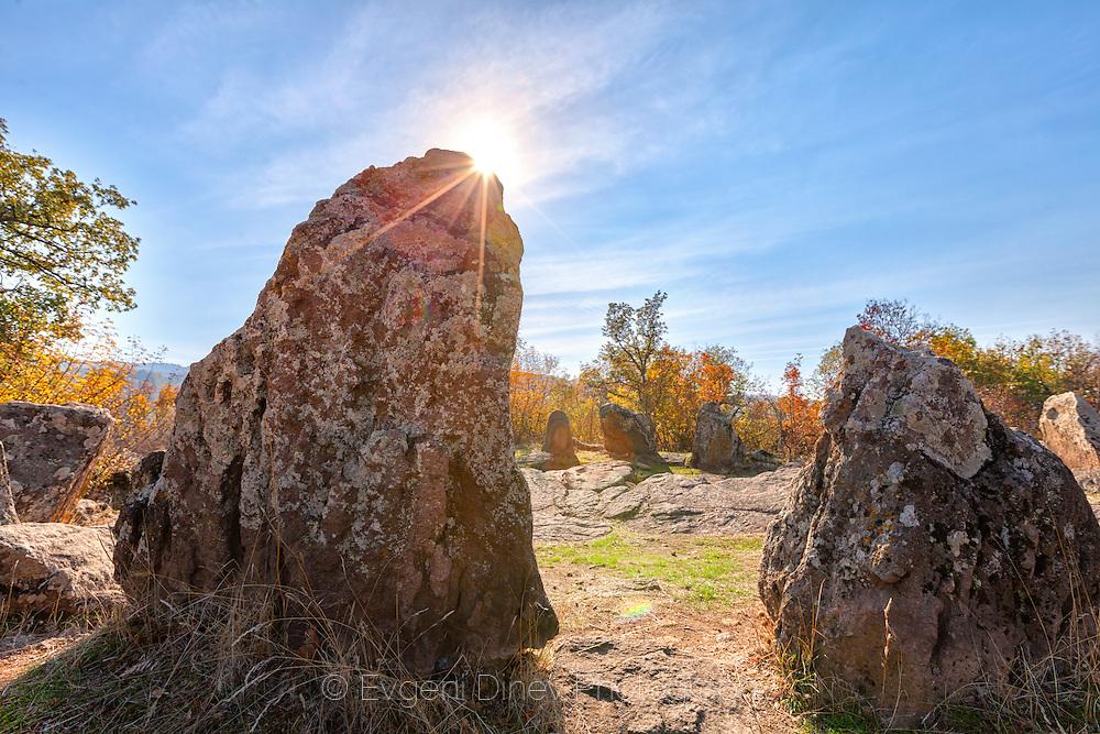 Thracian sanctuary near to Dolni Glavanak