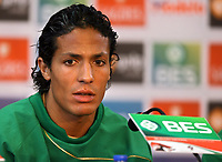 Fotball<br /> Euro 2008<br /> 03.06.2008<br /> Foto: Gepa/Digitalsport<br /> NORWAY ONLY<br /> <br /> Portugal<br /> <br /> Bruno Alves