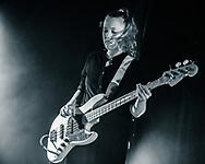 Guðrún Veturliðadóttir touring with Icelandic indie-electro band Vök at Zoom Club in Frankfurt