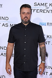 "Michael Carney at the Paramount Pictures And Pure Flix Entertainment's ""Same Kind Of Different As Me"" Premiere held at the Westwood Village Theatre on October 12, 2017 in Westwood, California, USA (Photo by Art Garcia/Sipa USA)"