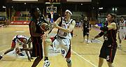 DESCRIZIONE : Lodi Lega A2 2009-10 Campionato UCC Casalpusterlengo - Riviera Solare RN<br /> GIOCATORE : Ebi Ndudi<br /> SQUADRA : Riviera Solare RN<br /> EVENTO : Campionato Lega A2 2009-2010<br /> GARA : UCC Casalpusterlengo Riviera Solare RN<br /> DATA : 14/03/2010<br /> CATEGORIA : Difesa<br /> SPORT : Pallacanestro <br /> AUTORE : Agenzia Ciamillo-Castoria/D.Pescosolido