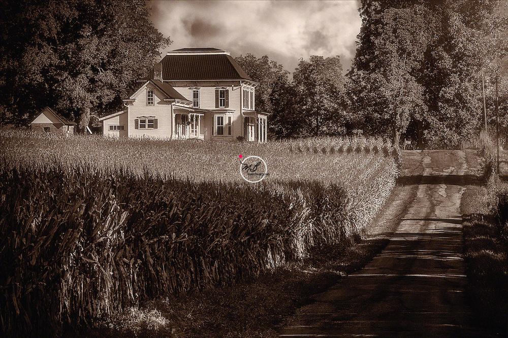 Civil War Era House
