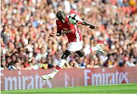 Photo: Tony Oudot/Richard Lane Photography. Arsenal v Juventus. Emirates Cup. 02/08/2008. <br /> Bacary Sagna of Arsenal