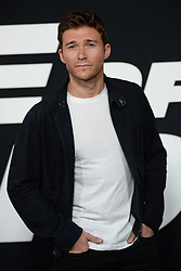 April 8, 2017 - New York, NY, USA - April 8, 2017  New York City..Scott Eastwood attending 'The Fate Of The Furious' New York premiere at Radio City Music Hall on April 8, 2017 in New York City. (Credit Image: © Kristin Callahan/Ace Pictures via ZUMA Press)