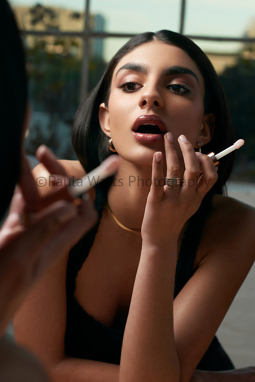 Beauty Portrait Photographer for advertising photoshoots in California