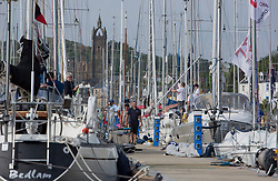 Silvers Marine Scottish Series 2017<br /> Tarbert Loch Fyne - Sailing Day 2<br /> <br /> Tarbert Harbour
