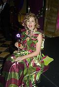 ANNA RAMIREZ RUIZ DE LA PRADA, Crillon Debutante Ball 2007,  Crillon Hotel Paris. 24 November 2007. -DO NOT ARCHIVE-© Copyright Photograph by Dafydd Jones. 248 Clapham Rd. London SW9 0PZ. Tel 0207 820 0771. www.dafjones.com.