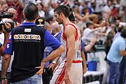 DESCRIZIONE : Campionato 2014/15 Serie A Beko Dinamo Banco di Sardegna Sassari - Grissin Bon Reggio Emilia Finale Playoff Gara4<br /> GIOCATORE : Andrea Cinciarini<br /> CATEGORIA : Postgame Ritratto Delusione<br /> SQUADRA : Grissin Bon Reggio Emilia<br /> EVENTO : LegaBasket Serie A Beko 2014/2015<br /> GARA : Dinamo Banco di Sardegna Sassari - Grissin Bon Reggio Emilia Finale Playoff Gara4<br /> DATA : 20/06/2015<br /> SPORT : Pallacanestro <br /> AUTORE : Agenzia Ciamillo-Castoria/L.Canu
