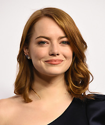 February 6, 2017 - Beverly Hills, California, U.S. - EMMA STONE arrives for the 2017 Oscar Nominee Luncheon at the Beverly Hilton Hotel. (Credit Image: © Lisa O'Connor via ZUMA Wire)