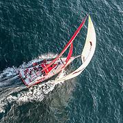 Leg 01, Alicante to Lisbon, . Photo by Ainhoa Sanchez/Volvo Ocean Race. 23 October, 2017.