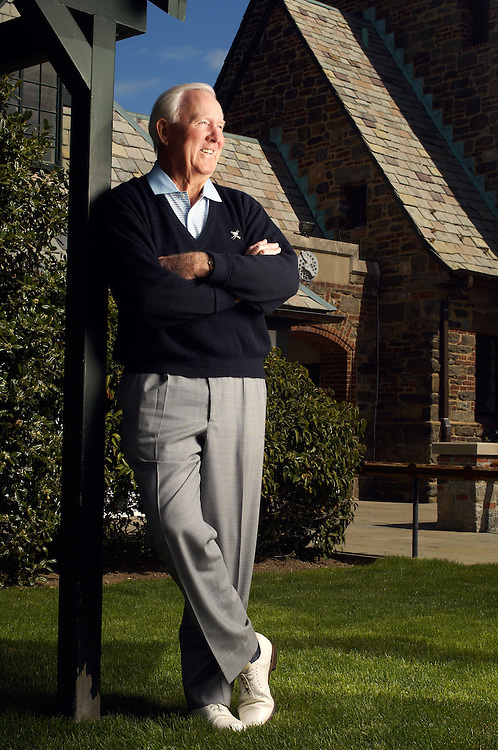 Tom Nieporte, golf pro, Winged Foot Golf Club