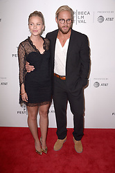 Matt Felker and guest attending the premiere of the movie American Meme during the 2018 Tribeca Film Festival at Spring Studios in New York City, NY, USA on April 27, 2018. Photo by Julien Reynaud/APS-Medias/ABACAPRESS.COM