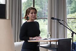HRH Princess Haya<br /> Viering 25 jaar voorzitterschap Jacky Buchmann<br /> © Hippo Foto - Dirk Caremans<br /> 08/07/15