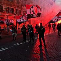 Manifestazione Movimento Sociale Europeo