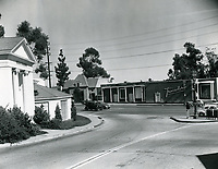 1949 Trocadero Cafe Nightclub on Sunset Blvd. in West Hollywood