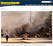 Kenya, Mombasa riots - Internazionale.