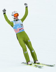 Jurij Tepes of Slovenia during the Flying Hill Individual Competition at 4th day of FIS Ski Jumping World Cup Finals Planica 2013, on March 24, 2012, in Planica, Slovenia. (Photo by Matic Klansek Velej / Sportida.com)