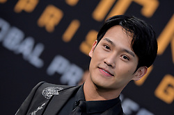 Wesley Wong attends the Pacific Rim Uprising global premiere at the TCL Chinese Theatre on March 21, 2018 in Los Angeles, California. Photo by Lionel Hahn/AbacaPress.com