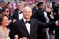 Actor Bill Murray at the Opening Ceremony and The Dead Don't Die gala screening at the 72nd Cannes Film Festival Tuesday 14th May 2019, Cannes, France. Photo credit: Doreen Kennedy