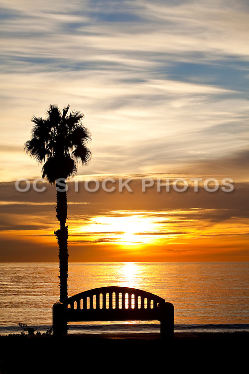 A Place To Watch The Sunset At The Beach