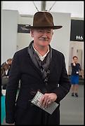 CERITH WYNN-EVANS, Opening of Frieze art Fair. London. 14 October 2014